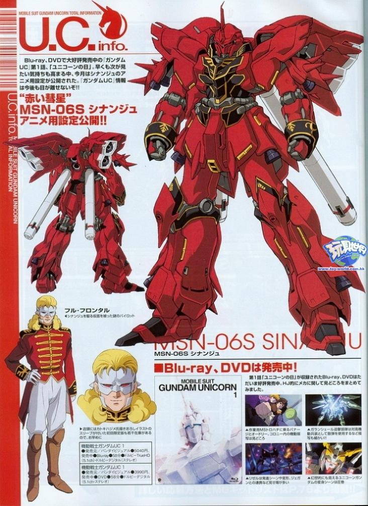 Nuova serie Gundam: Gundam Unicorn - Pagina 2 4475439032_38ec9d31f0_o
