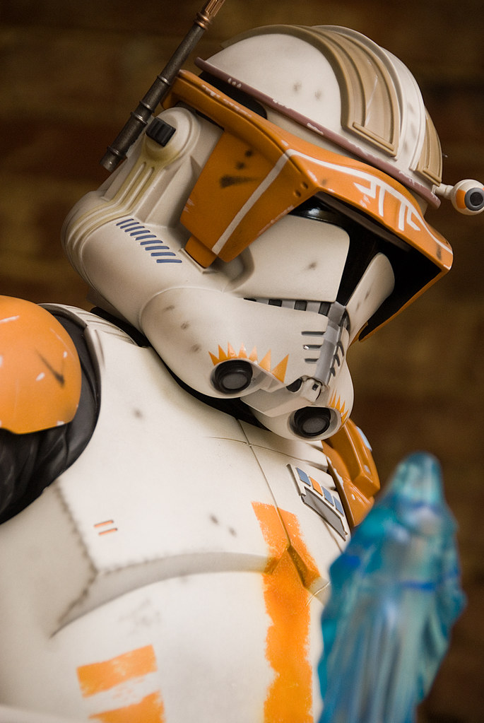 Commander Cody Legendary Scale Bust 1:2 - Page 2 4231403254_5b9e088a96_b