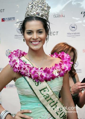 ☻♠☼ Galeria de Larissa Ramos, Miss Earth 2009.☻♠☼ - Página 7 4686412671_eb7ae686b2