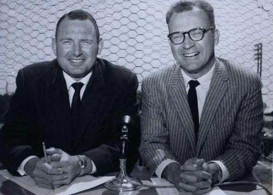 Ernie Harwell's first call with Tigers hits 50 4426393218_25e1e48ea1_o