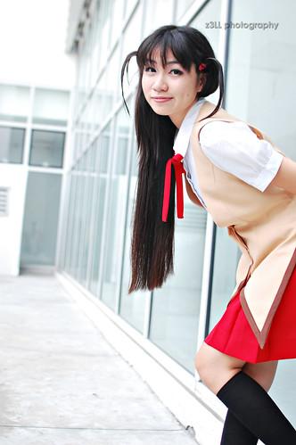 School Rumbles cosplay 4705189103_2e5c4bd702