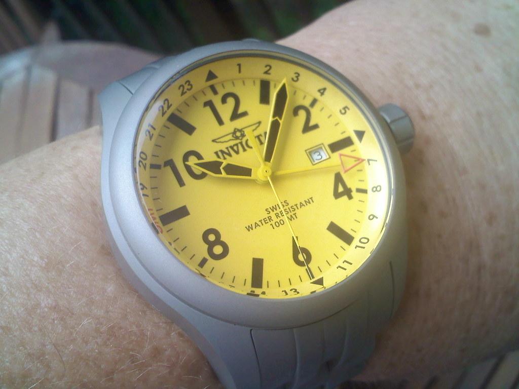 Watch-U-Wearing 7/13/10 4789812157_dae2893d9c_b