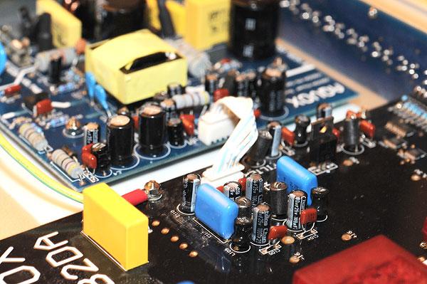 AQVOX USB2D/A, Carat Peridot e VHF-1 5048557850_9be2951757_o_d