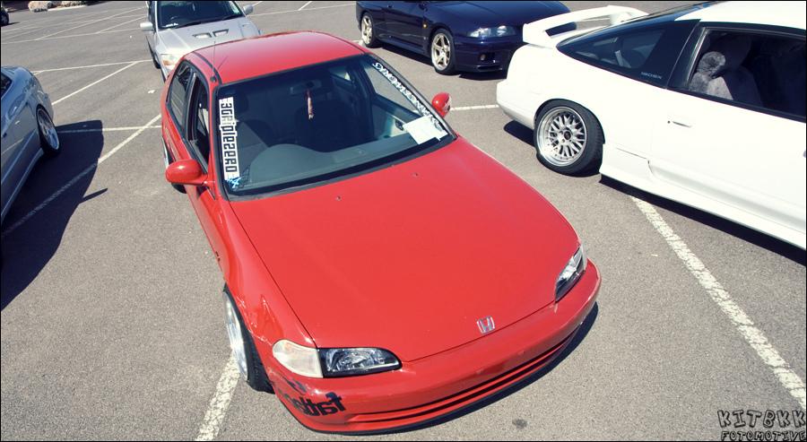 Oxer: New Honda Civic - Jessica 5032868402_3afc614ed5_o