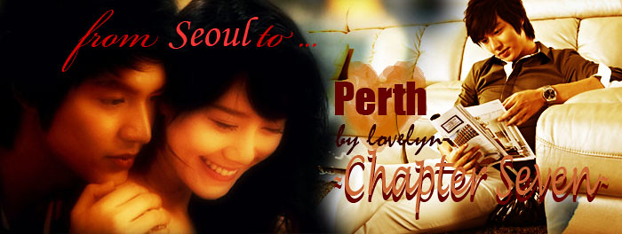 from Seoul to ... Perth-- by Lovelyn  4945565892_153896ba96_b