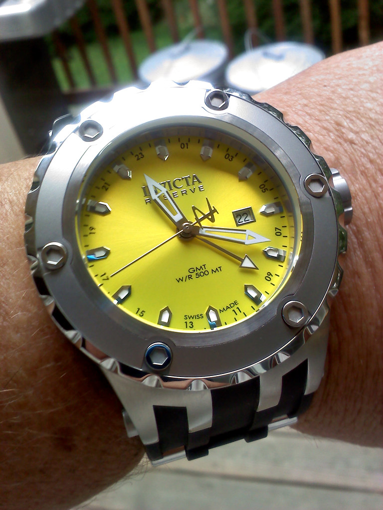 Watch-U-Wearing 8/22/10 4915963529_384b6299c2_b