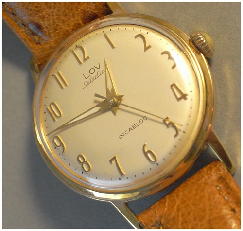 "MONTRE LOV ""Selection"", CIRCA 1958"