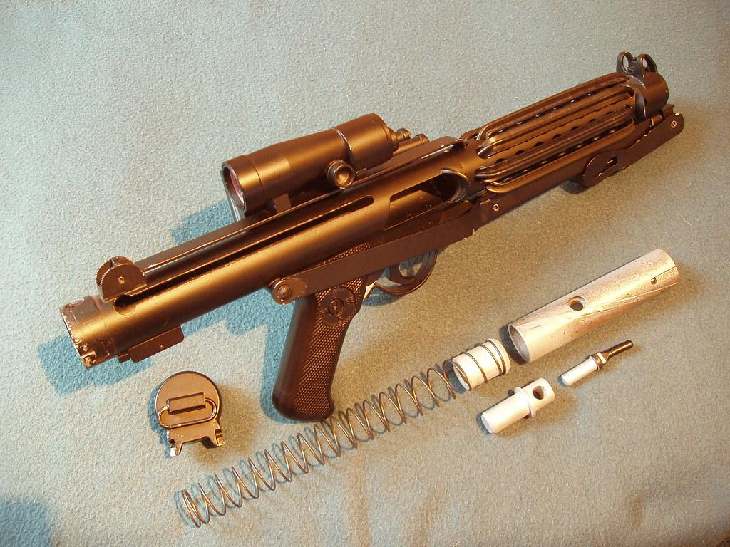 """my new baby: """"All metal"""" E-11 replica 5411766162_2de5ce8f5d_b"""