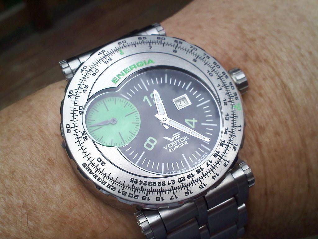 Watch-U-Wearing 7/20/10 4813109965_2aa4b3c588_b