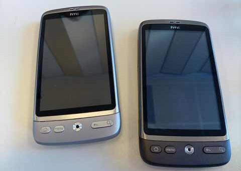 HTC Desire phiên bản màu bạc 4826141960_c7c4a94296