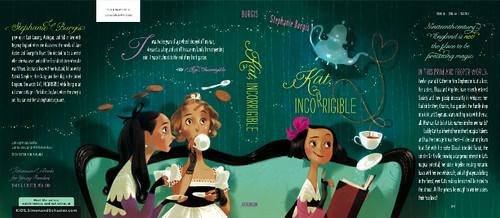 The Unladylike Adventures of Kat Stephenson de Stephanie Burgis 4813387404_e27ecee82f