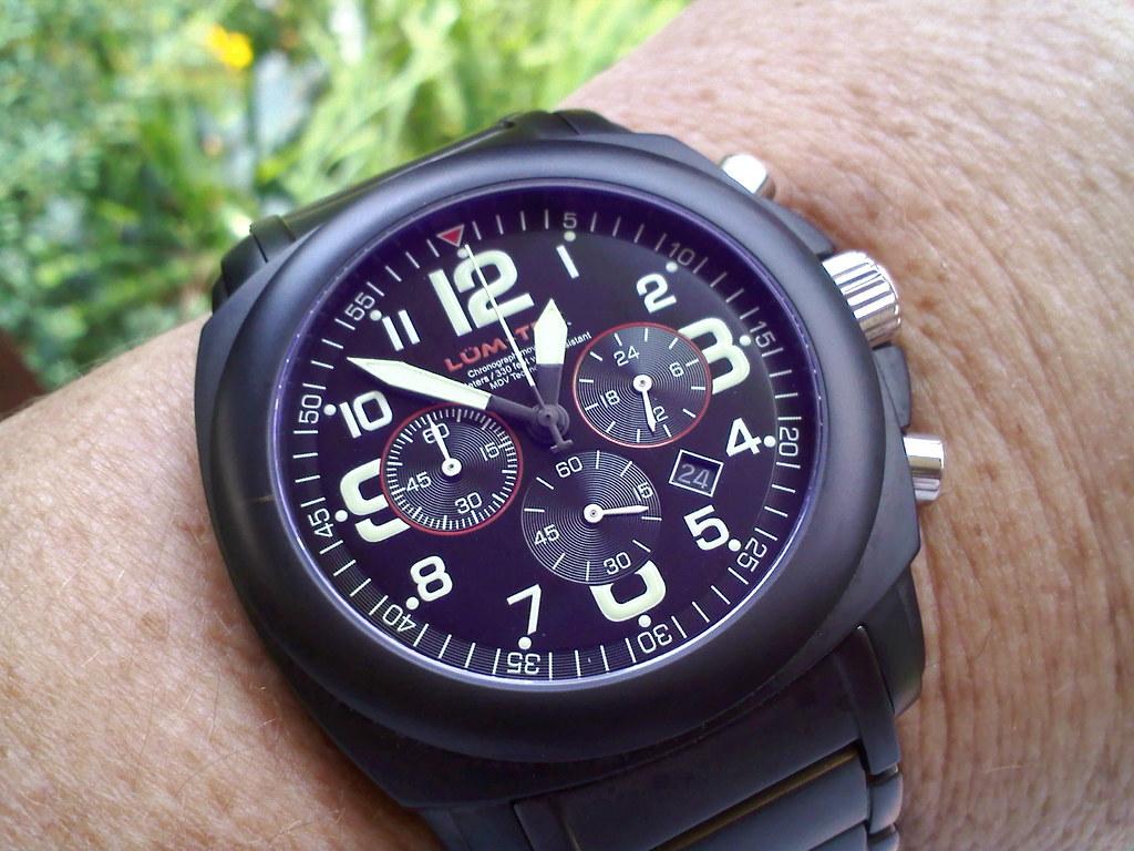 Watch-U-Wearing 7/24/10 4824332562_87031029b6_b