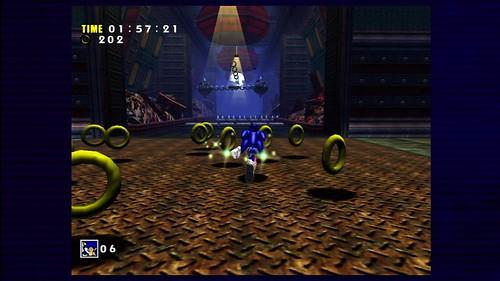 Sonic Adventure est arrivé sur Xbox Live Arcade ! 4993114157_7ce888f79c
