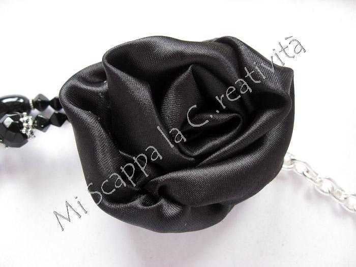 Two black necklaces 4754202687_9ef9555612_b