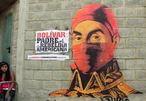 Venezuelaserespeta - Bolivar, Padre Libertador. Bicentenario 4894450961_10ef10ac92