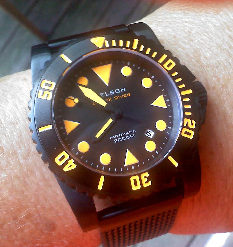 Watch-U-Wearing 8/6/10 4865713459_94f22f5333_b