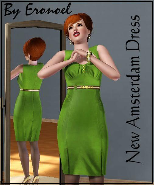 New Amsterdam Dress 5034998023_7ce4f7f847_o