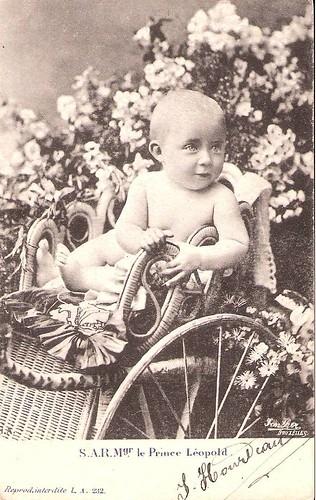 King Leopold III (1901-1983), Queen Astrid (1905-1935) and Princess Lilian (1916-2002) 5110665262_030aa7351c