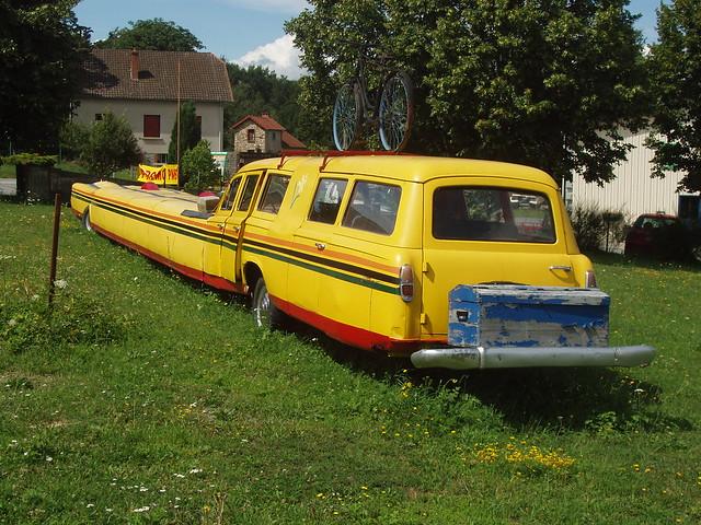 El coche con el morro mas grande del mundo 4986975463_a76b4af47b_z