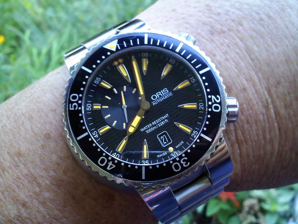 Watch-U-Wearing 7/27/10 4834822381_7ac59ddf54_b