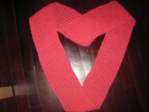 khăn trái tim