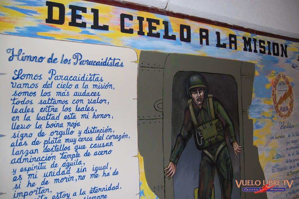 Museo de la Brigada de Fusileros Paracaidistas (Fotos) 4743580164_b8e6db121a_o