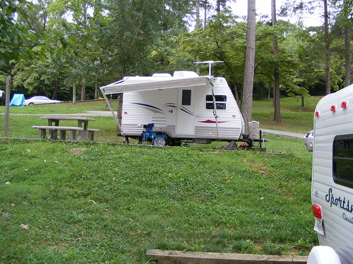 Melton Hill Dam Campground 4820988240_2cb08d1a60