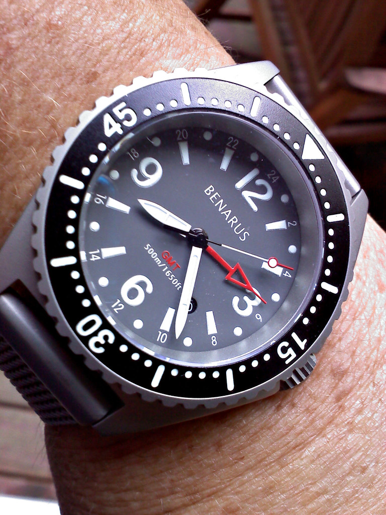 Watch-U-Wearing 8/11/10 4881638973_38f86c92d0_b