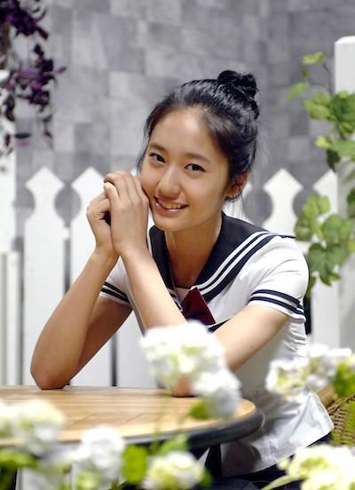 """[01.07.2010][NEWS] F(x) Krystal bắt đầu ghi hình những cảnh đầu tiên cho sitcom """"More Charming By The Day""""  4750869639_e6236395c7_b"""