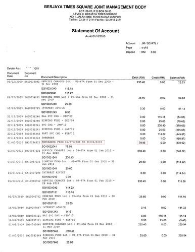 Berjaya Times Square - Overcharging Insurance Policy since beginning 5077462306_b3bcb3b4b6