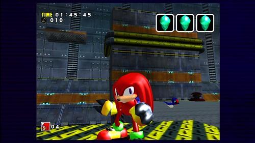 Sonic Adventure est arrivé sur Xbox Live Arcade ! 4993119177_3e170478ce