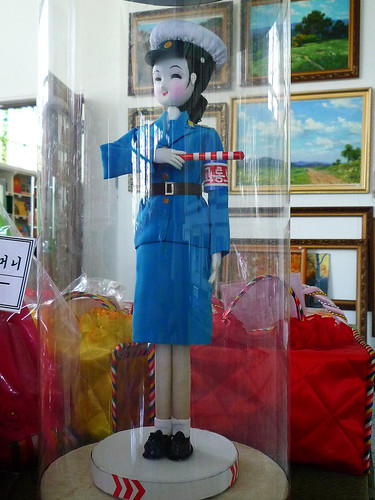 NEW FROM NORTH KOREA - PYONGYANG TRAFFICGIRL BARBIE! 4959241019_93cba4b187