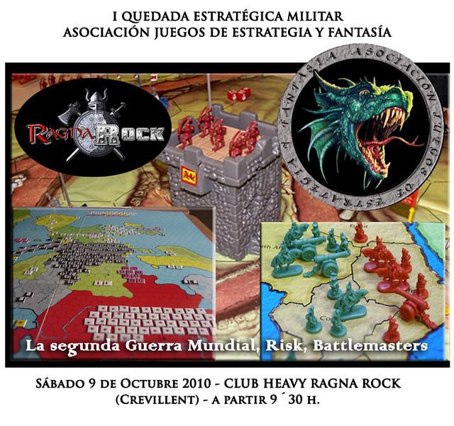 Kedada estrategia militar de tablero (9 de Octubre) 5056326803_9c074f58f9_z