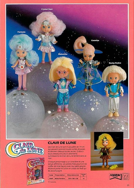Clair de Lune / Moon Dreamers (HASBRO) 1987 5079002618_637dd69682_z