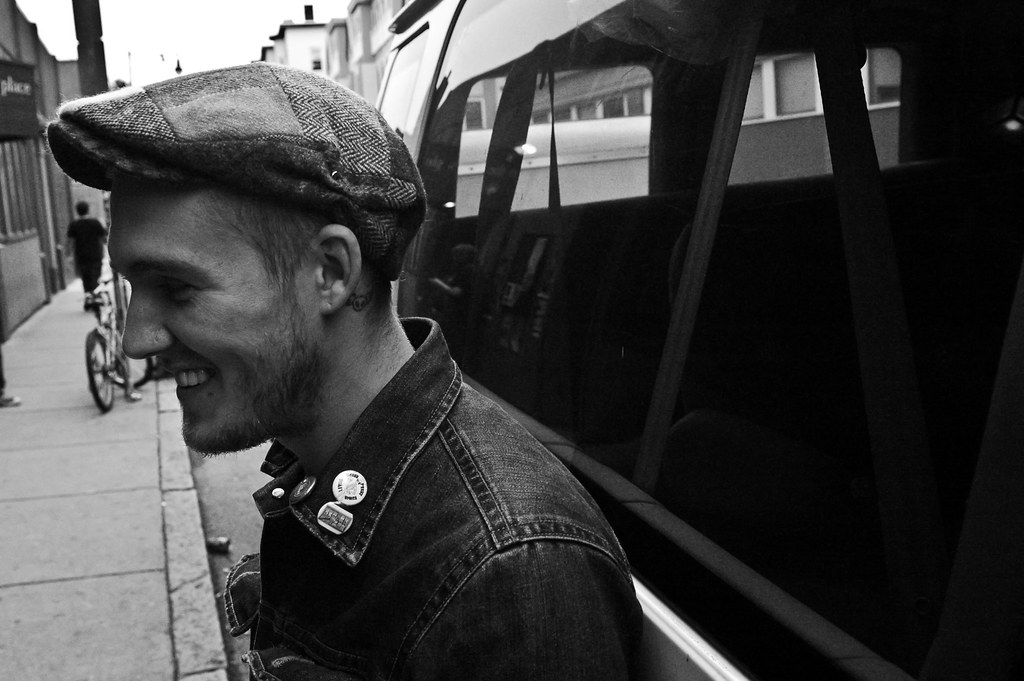 charming pictures of Brian Fallon 4579175320_f469332b58_b