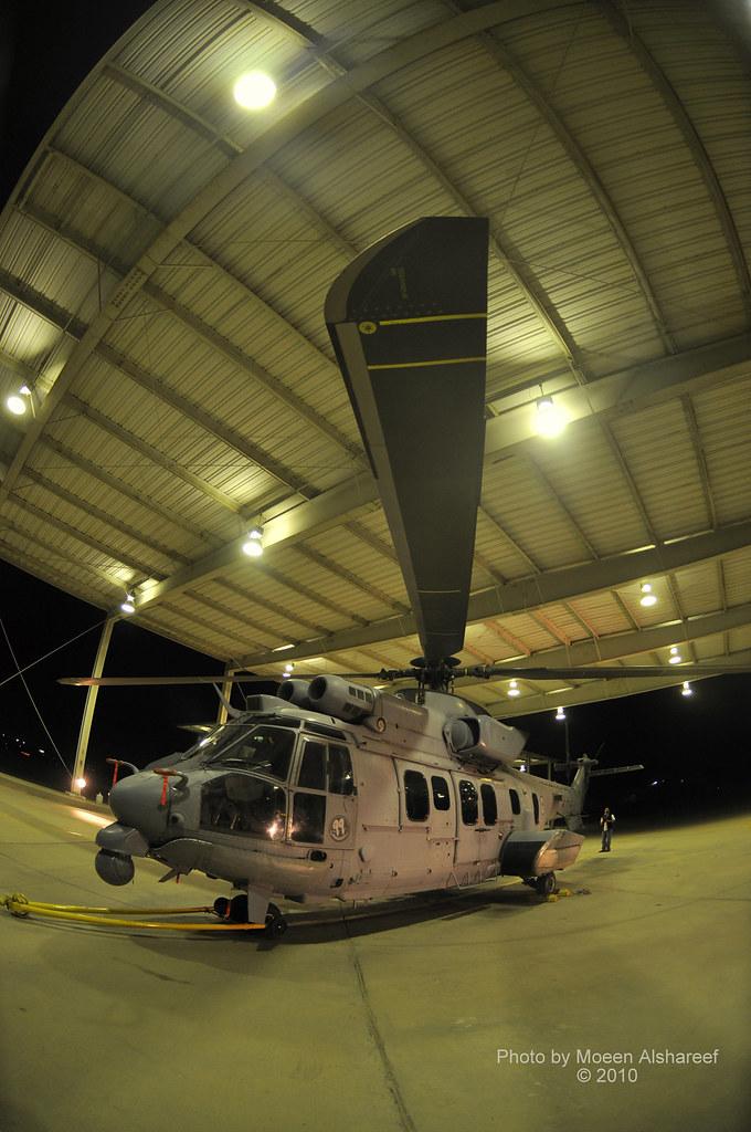 مروحية الكوجر Eurocopter AS532 Cougar  4451449152_f32bbee623_b