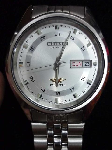 Mi primer reloj 4636627449_b7457a291b_z