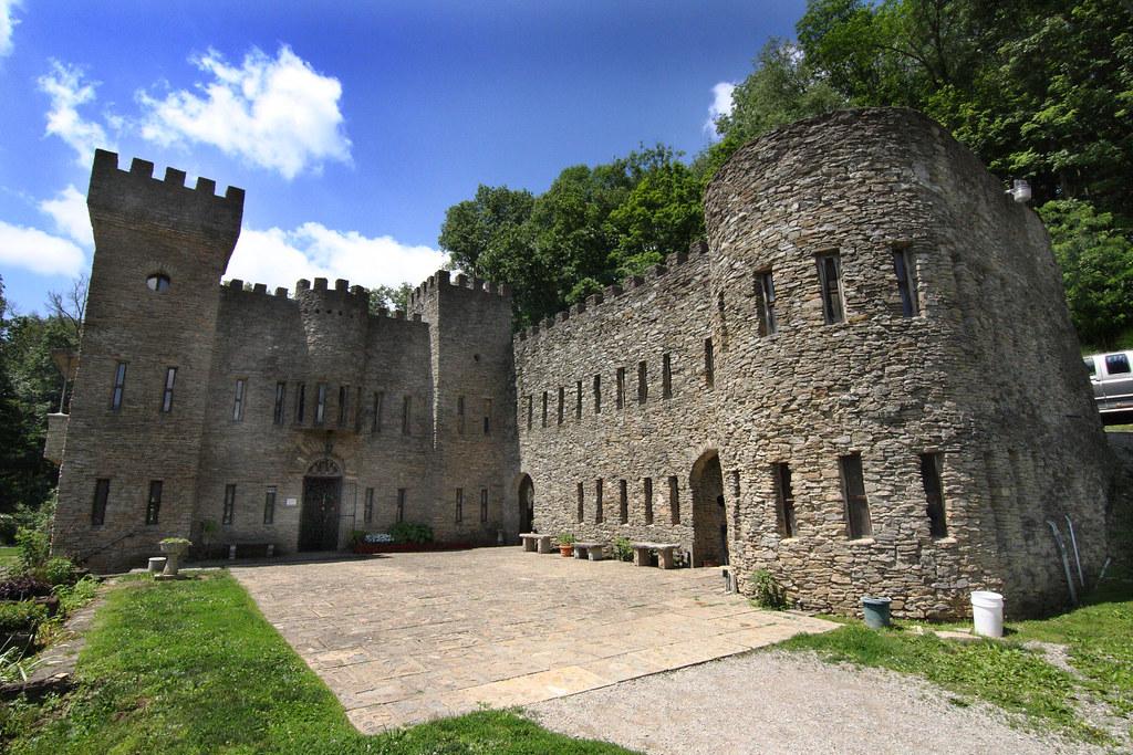 Diez castillos construidos por una sola persona 4919142362_c2105ac585_b