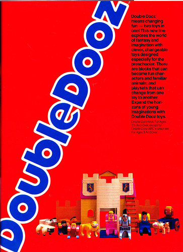 Doubles / Double Dooz (MATTEL) 1985 - 1987 5084137737_663877db30