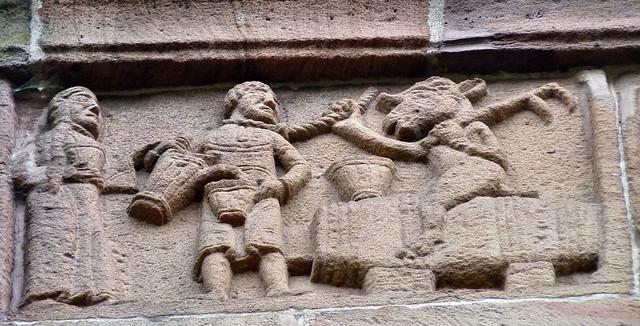 El demonio en el románico 5415661304_ab1ce160a9_z