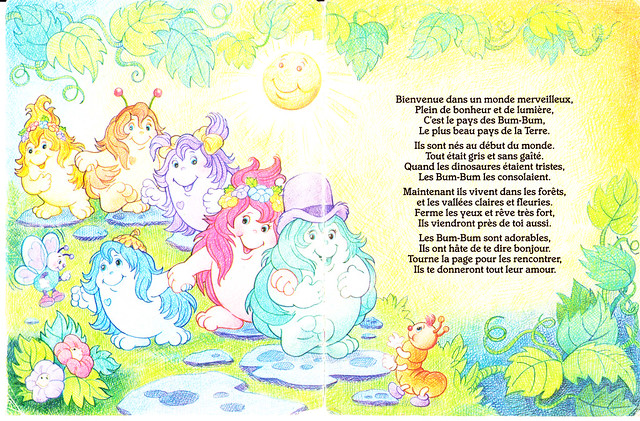 Bums-Bums / Snugglebumms (Playskool, MB) 1984 5077785650_eea382f657_z