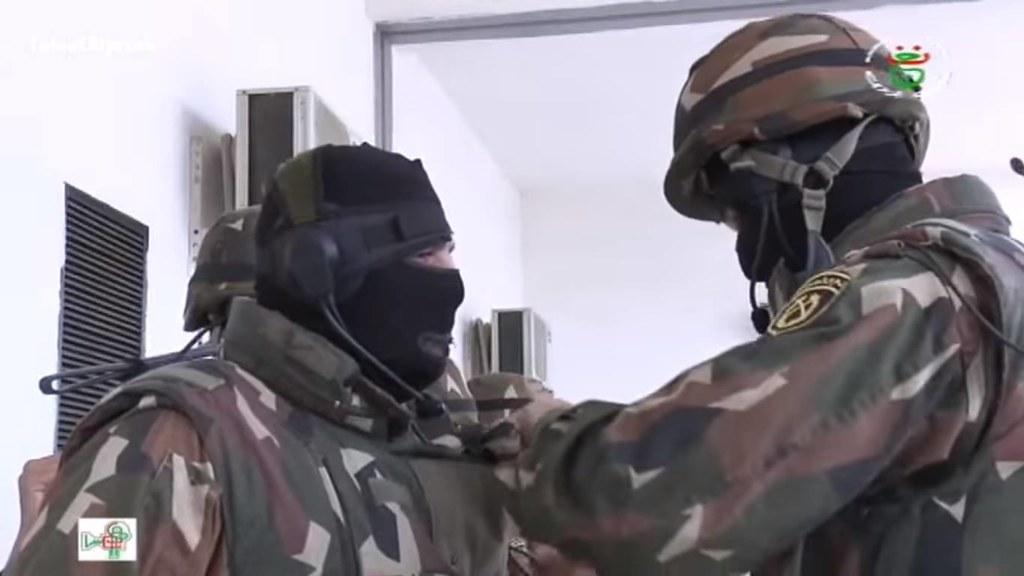Armée Algérienne (ANP) - Tome XIV 34223988060_735b8fc730_b