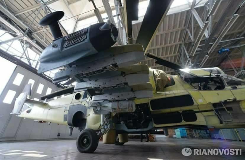 """مصر تستعد لإستلام ـ46 مروحية """"التمساح"""" لتكون أول دولة في العالم تحصل علي طراز'' كا-52'' من روسيا - صفحة 2 33672378454_f032b454d8_b"""