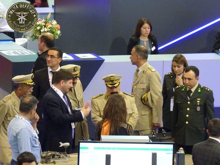 معرض الصناعات الدفاعية الدولي IDEF-17 ينطلق في إسطنبول.....تغطيه مصوره  - صفحة 2 33767135994_55f7e6f301_b