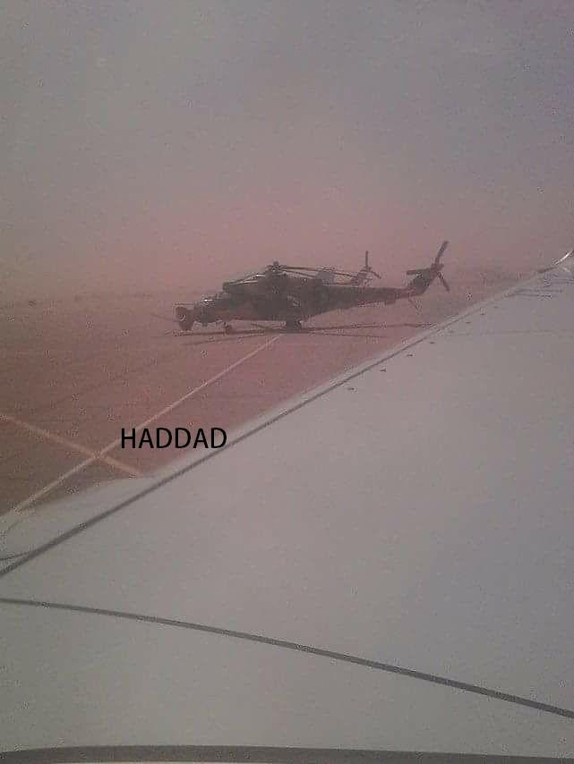 صور مروحيات Mi-24MKIII SuperHind الجزائرية - صفحة 8 35766830820_d84a433688_b