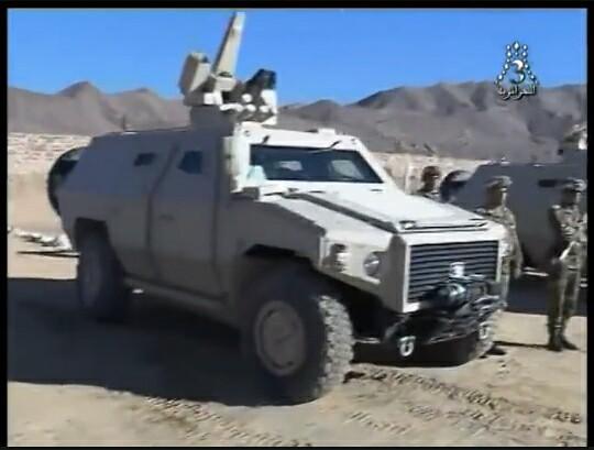 الصناعة العسكرية الجزائرية عربات Nimr(نمر)  - صفحة 10 27907104649_0fc9f3f26e_b
