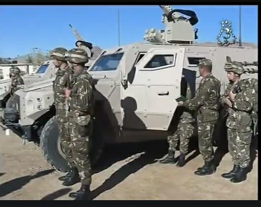 الصناعة العسكرية الجزائرية عربات Nimr(نمر)  - صفحة 10 27907107049_58e062fb46_b