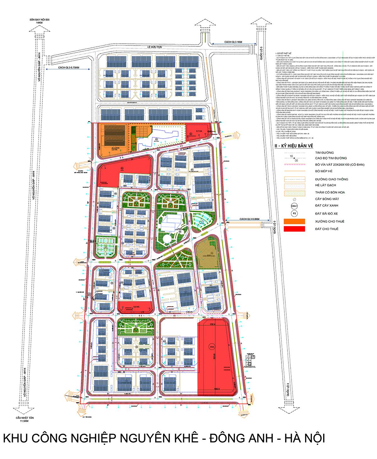 Cho thuê mặt bằng xưởng Khu CN Nguyên Khê, Đông Anh, Hà Nội 40623798631_730031f79e_o