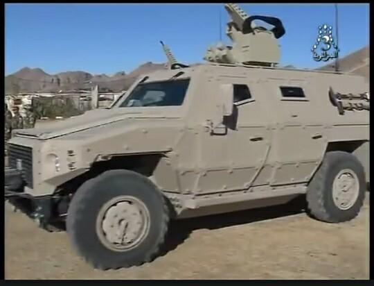 الصناعة العسكرية الجزائرية عربات Nimr(نمر)  - صفحة 10 38976459134_fba50a2909_b
