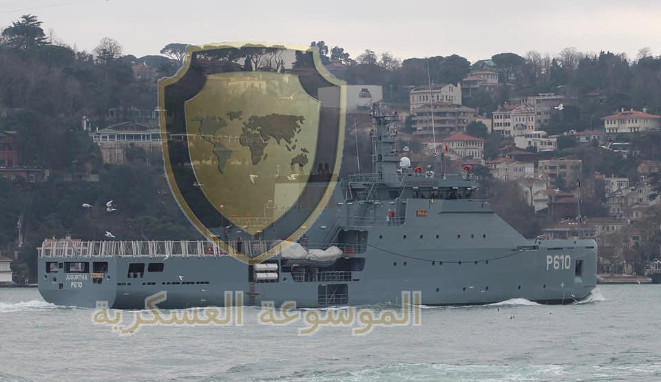 OPV1400 تابعة للجيش التونسي صور حصرية 25824551157_04d8139df6_b
